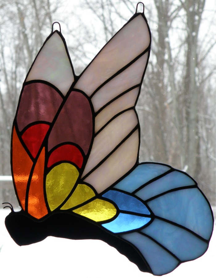 4 6 9 12 Stained Glass Suncatchers in Quilt Patterns items in