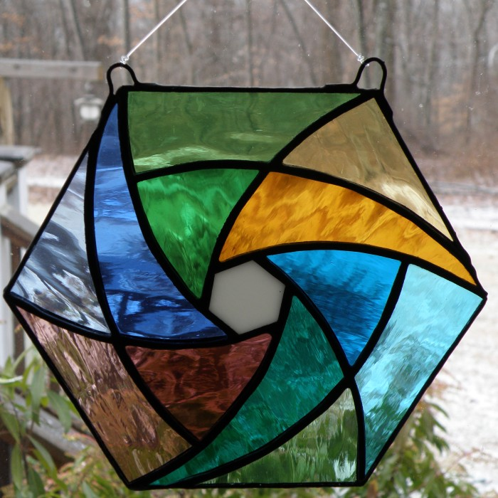 Stained Glass Window Hangings And Patterns